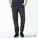 bossini男裝-輕鬆束口長褲02冷灰