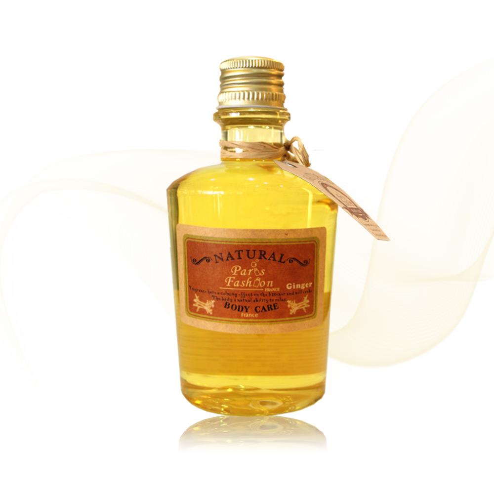 Paris Fragrance巴黎香氛-薑精油泡澡油-125ml