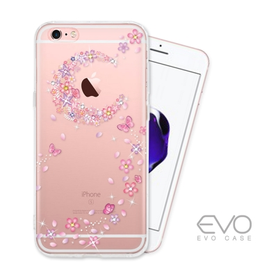 EVO CASE iPhone 6 plus /6s plus 奧地利水鑽彩繪防...