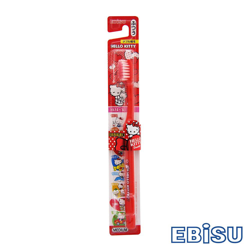 日本EBiSU 惠比壽 Hello Kitty牙刷