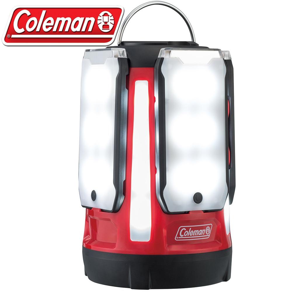 Coleman CM-31270 QUAD面板型營燈/LED燈具 露營燈/野營燈
