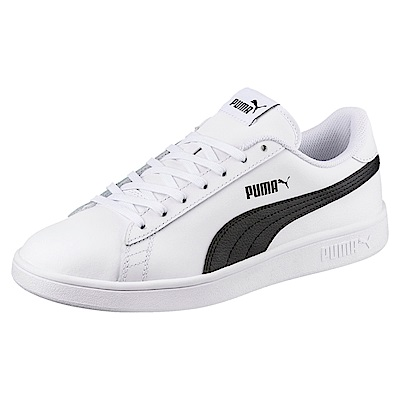 PUMA-PumaSmashv2L男女網球鞋-白