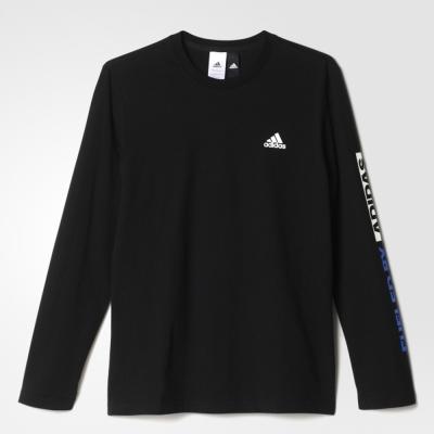 adidas-COLLEGIATE-男-長袖上衣