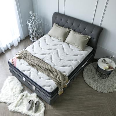 H&D 波斯系列-舒眠四線記憶恆溫獨立筒床墊-單人3.5尺