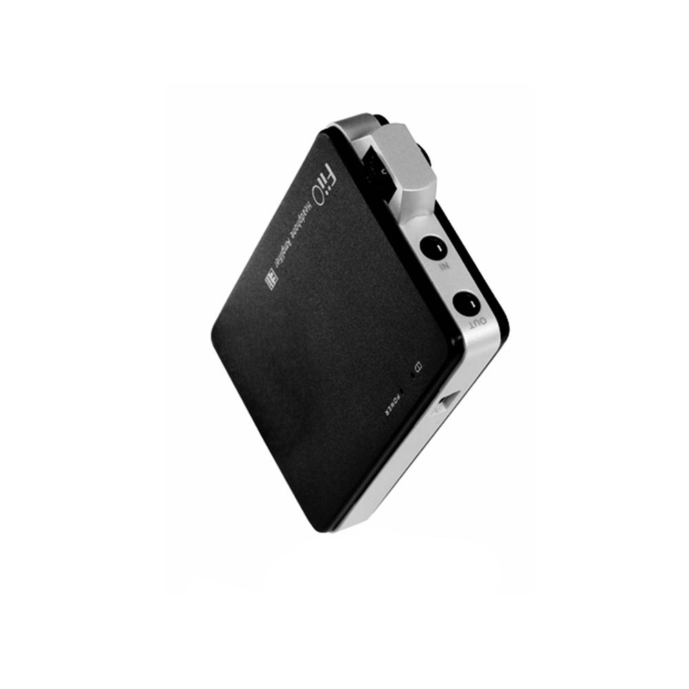 FiiO E11隨身型耳機功率擴大器