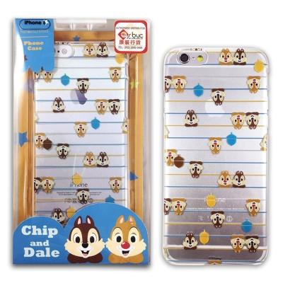 迪士尼授權奇奇與蒂蒂 iPhone 6 PLUS 5.5 PC保護殼