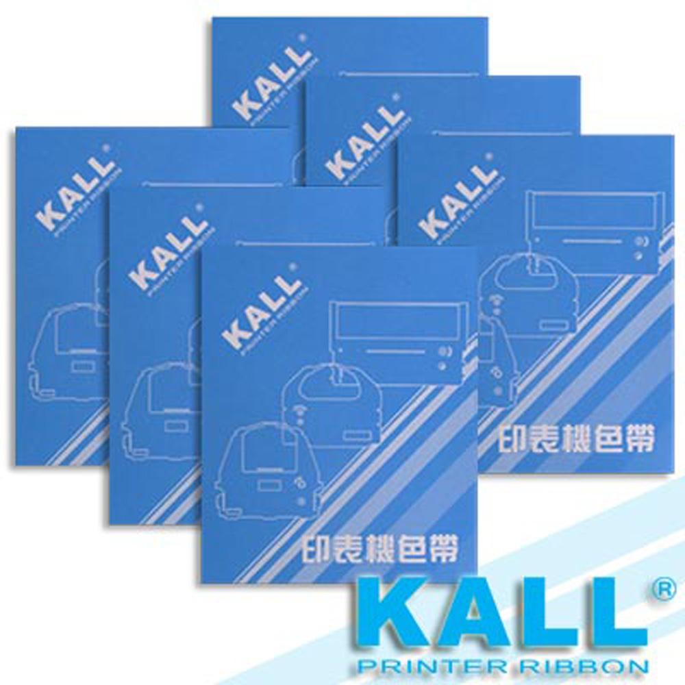 KALL『 EPSON ERC39 』收銀機色帶(紫色/1組6入)