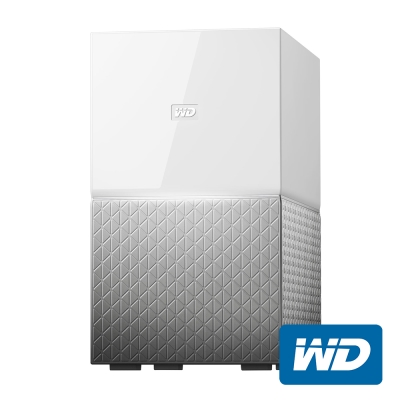 WD My Cloud Home Duo 4TB(2TBx2) 雲端儲存系統