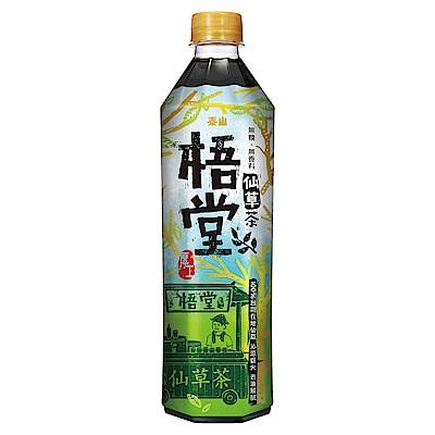 泰山 梧堂仙草茶(500mlx24入)