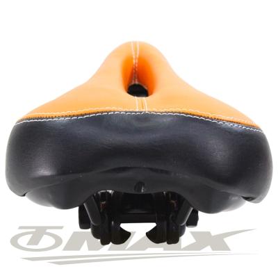 omax高彈力中空透氣自行車座墊