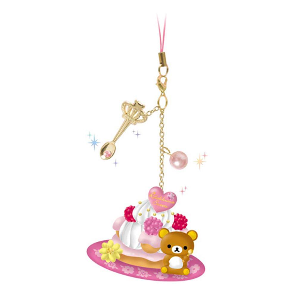 拉拉熊蛋榚派對系列華麗蛋榚吊飾