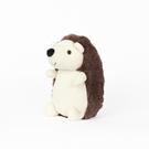 Yvonne Collection刺蝟造型小玩偶-棕