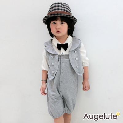 baby童衣 帥氣禮服兩件式連身衣 42091