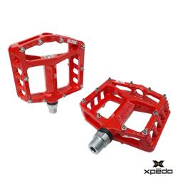 XPEDO MX23 鎂合金腳踏 紅