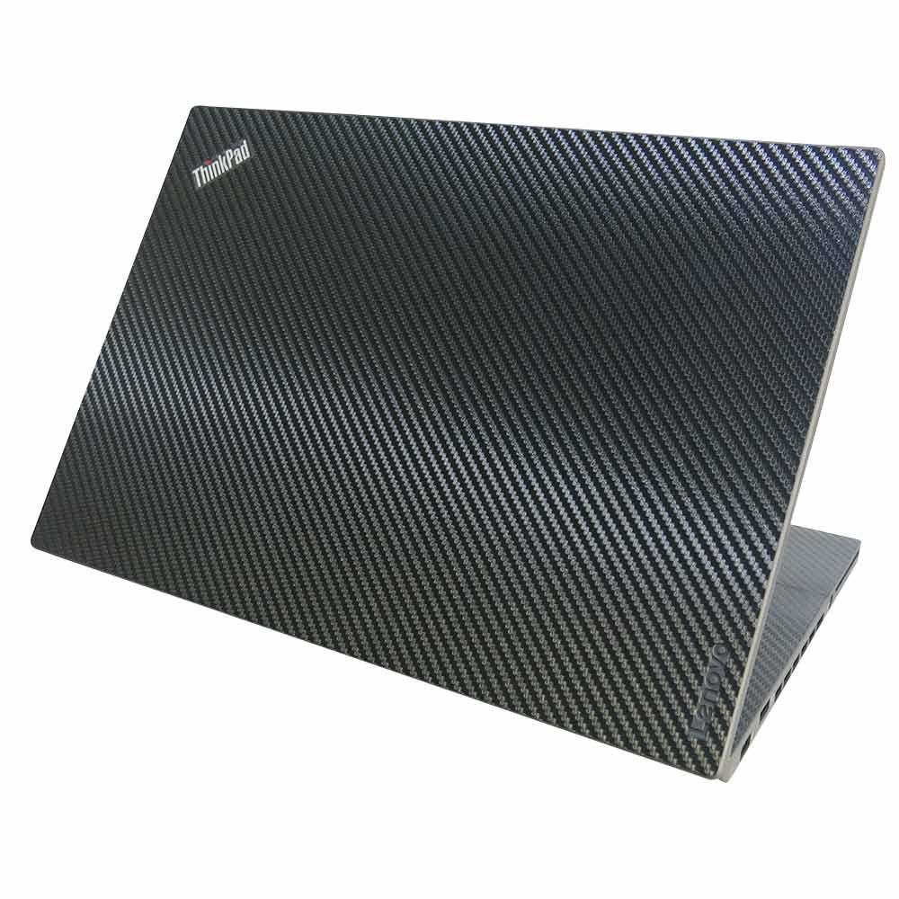EZstick Lenovo ThinkPad L460 Carbon 黑色立體紋機身貼