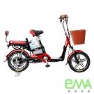 【EMA雲馬】電動 48鉛酸 LED 後雙避震 電動輔助自行車