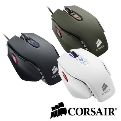 CORSAIR-M65-FPS電競雷射滑鼠