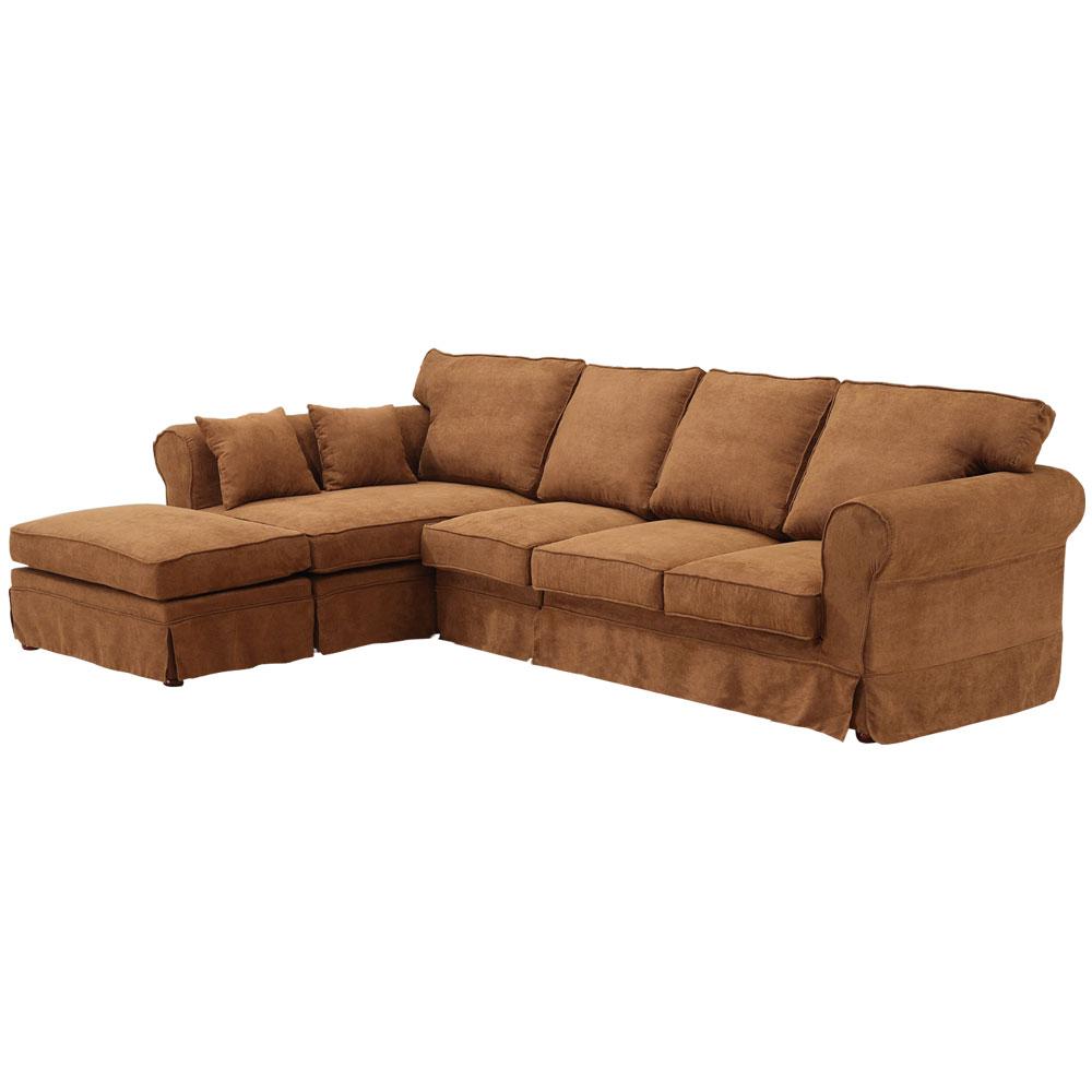 YKSHOUSE 經典北歐四件組L型獨立筒沙發(左右型可選)