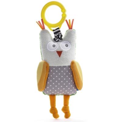 taf toys五感開發系列-貓頭鷹奧比