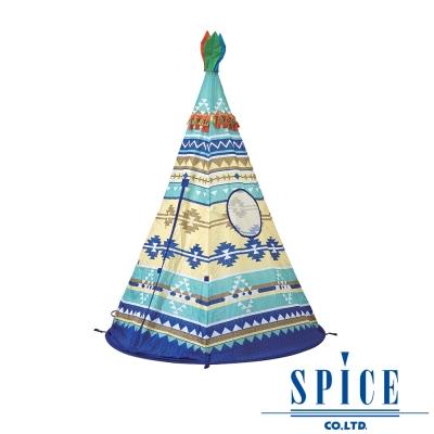 【SPICE】KIDS 圖騰 兒童 室內 遊戲屋 兒童帳篷