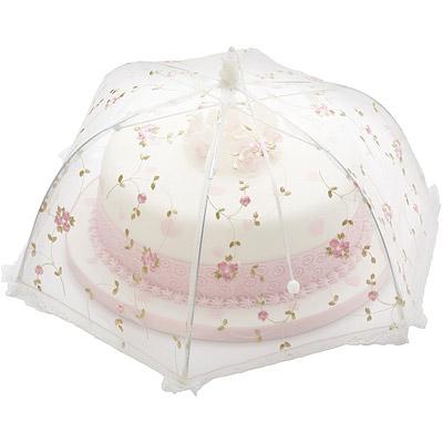 Sweetly 玫瑰蕾絲桌罩(35cm)
