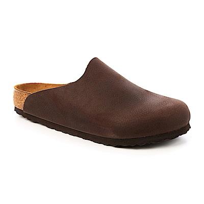 勃肯BIRKENSTOCK 1006715 阿姆斯特丹 包頭拖鞋(咖啡)