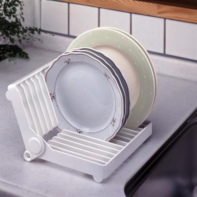 【特惠組】日本製造LEC餐盤收納架2入裝