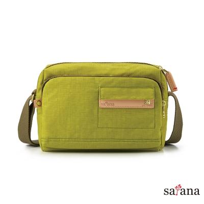 satana - 簡約斜背包 - 檸檬香茅