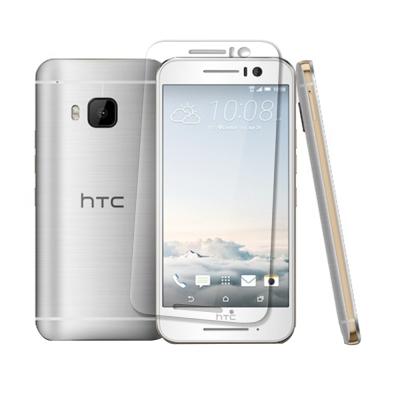 Metal-Slim HTC ONE S9 (0.26mm)9H弧邊防指紋鋼化玻璃保護貼