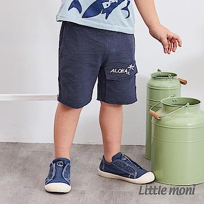 Little moni 休閒夏日短褲 (2色可選)