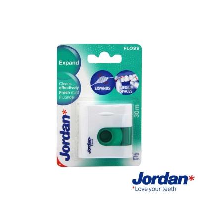 Jordan強效清新薄荷牙線(30m)