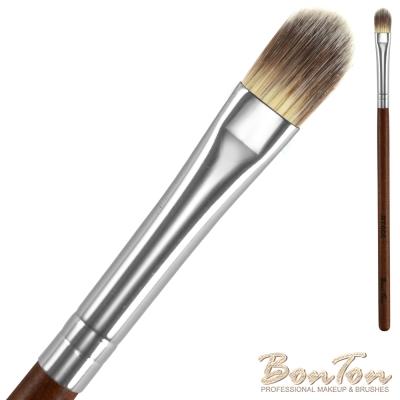 BonTon 原木系列 遮瑕刷(小) RT006 三色纖維直毛