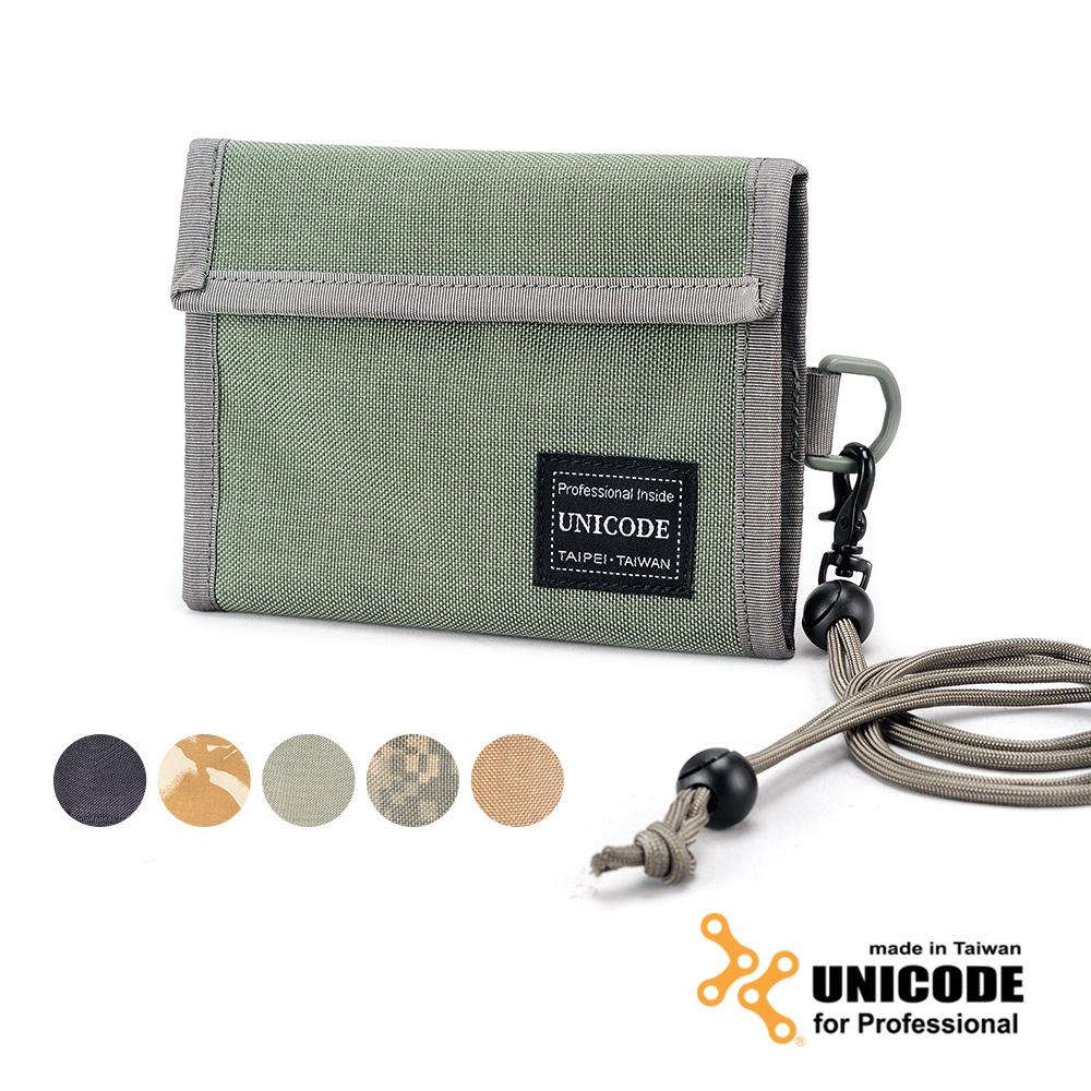 UNICODE Traveler-12 護照包-數位沙漠