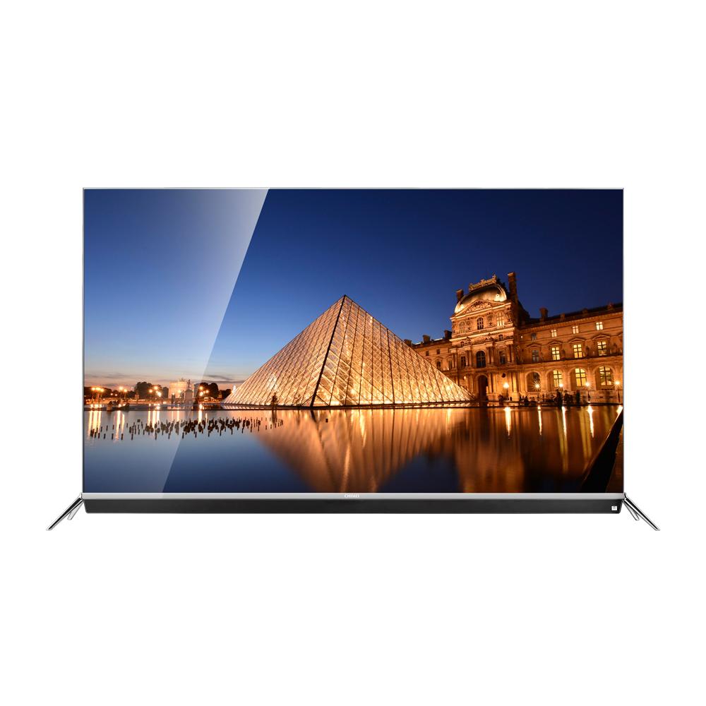 CHIMEI奇美TL-55W760 55吋4K廣色域超薄美型智慧聯網顯示器+視訊盒
