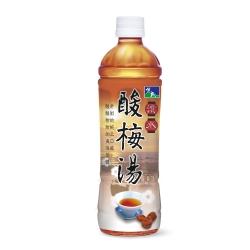 悅氏 淡水酸梅湯(550mlx24瓶)