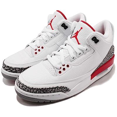 Nike 休閒鞋 Air Jordan 3代 男鞋