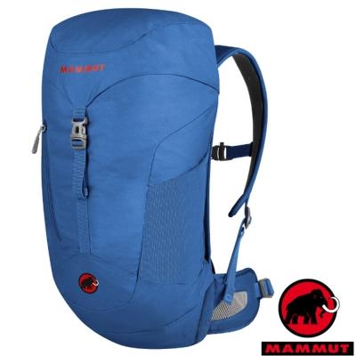 【瑞士 MAMMUT 長毛象】Creon Tour 28L 登山健行背包_深巡航藍