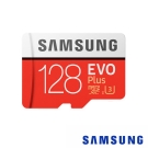 原2150)三星SAMSUNG 128G EVO Plus U3 microSDXC記憶卡