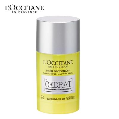 L'OCCITANE 歐舒丹 枸櫞體香膏 75g