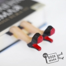 禮物myBookmark手工書籤-累積能量的時尚OL