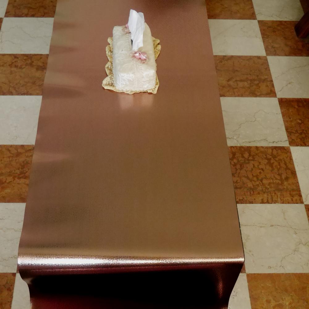 深古銅方紋金屬壓紋桌墊(長90cmX寬60cm)_RN-TD109-A041