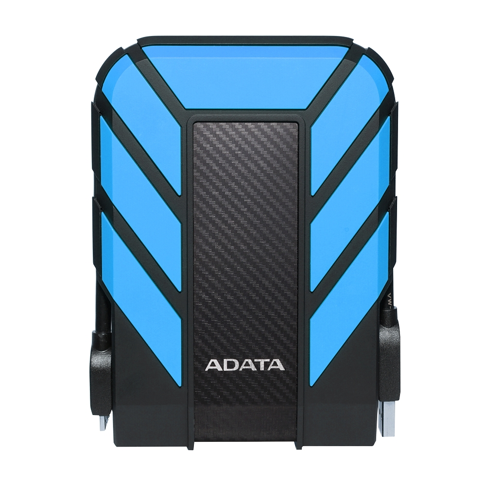 ADATA威剛 Durable HD710Pro 2TB 2.5吋行動硬碟-藍色 product image 1