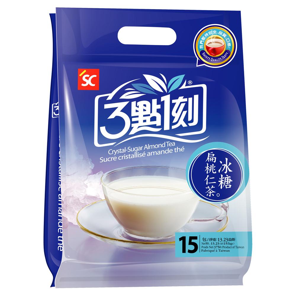 3點1刻 冰糖扁桃仁茶(25gx15包)