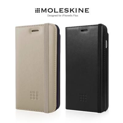 Moleskine iPhone6s Plus 5.5吋 側掀皮套