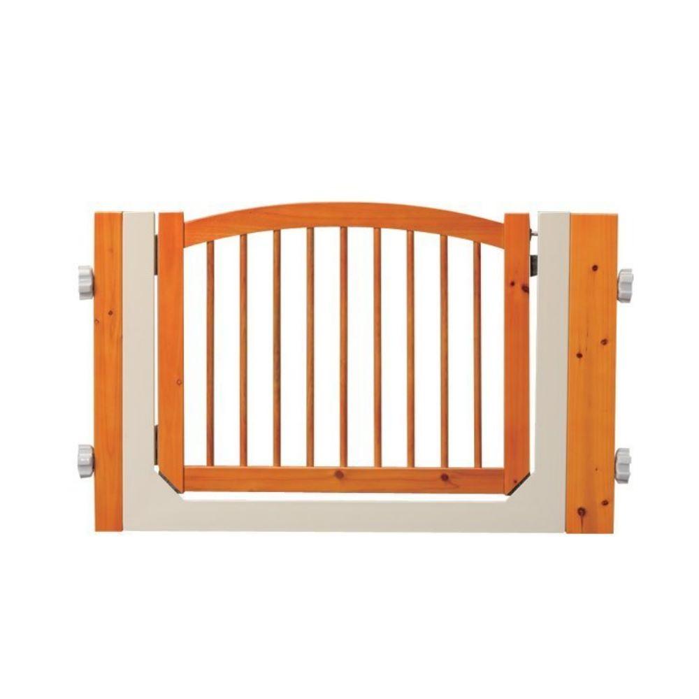 日本IRIS 寵物用木質柵門(小)WPG-500NS