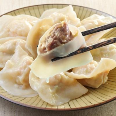 台北士東市場123水餃 韭黃牛肉水餃(10顆/盒)