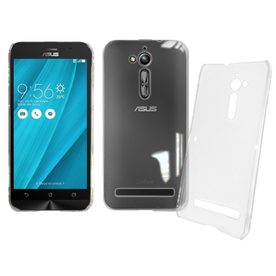 LUCCIDA ASUS ZenFone GO(ZB500KL)全透明加強抗刮保...