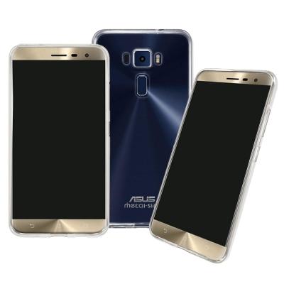 Metal-Slim ASUS ZenFone 3 ZE520KL超薄TPU透明軟殼套