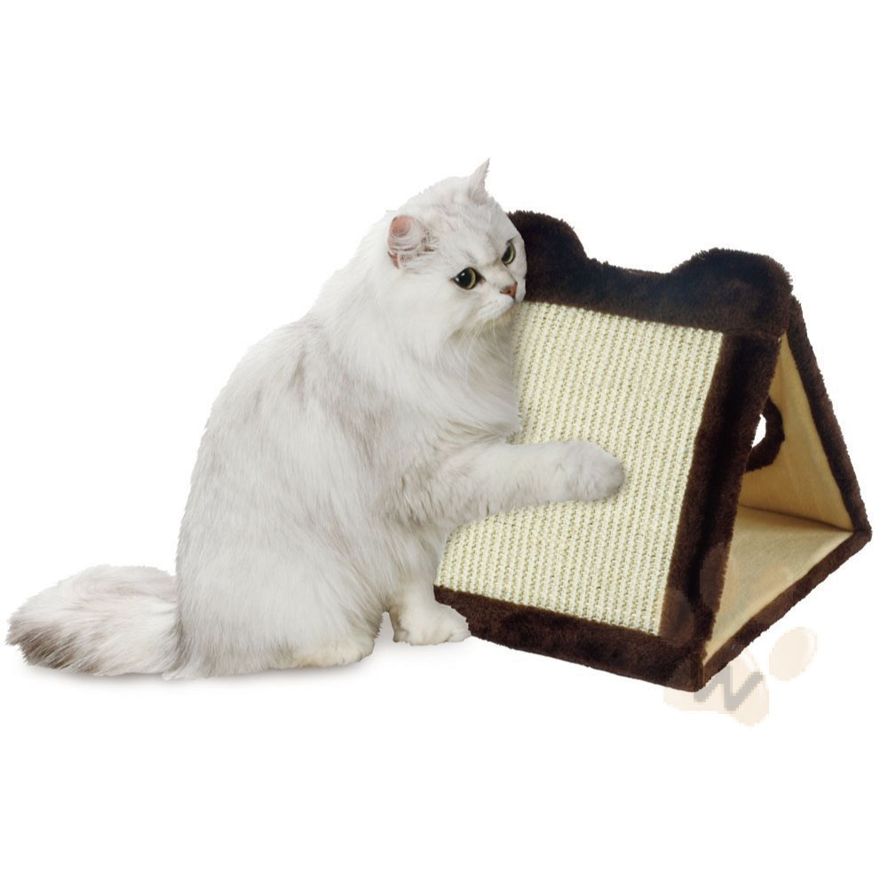 日本Maruka 三角貓抓板CT275 1入