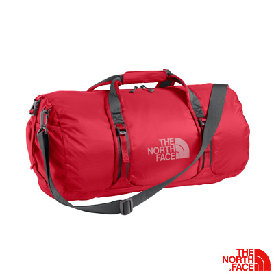 THE NORTH FACE FLYWEIGHT  45L輕量化裝備袋 紅